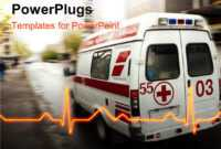 Ambulance Powerpoint Templates W/ Ambulance-Themed Backgrounds for Ambulance Powerpoint Template