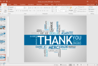 Animated Design Your Words Powerpoint Template with How To Design A Powerpoint Template