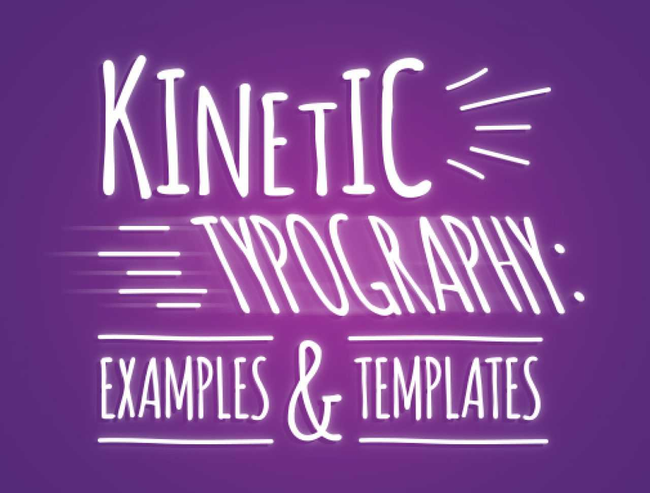 Animated Text Generator | Online Kinetic Typography Software Regarding Powerpoint Kinetic Typography Template