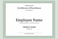 Award Certificate Template For Word 2007 | Free Resume intended for Free Certificate Templates For Word 2007