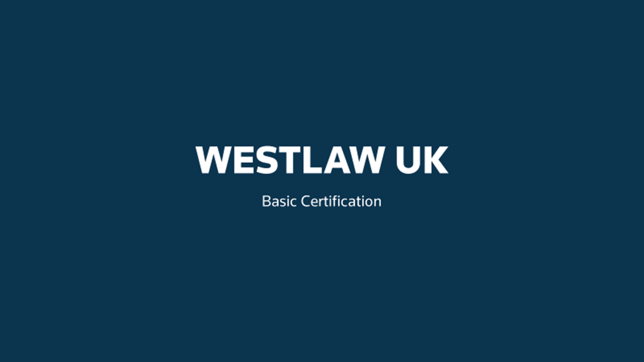 Basic Certification Test | Uk Legal Solutions | Thomson Reuters With Regard To Practical Completion Certificate Template Uk