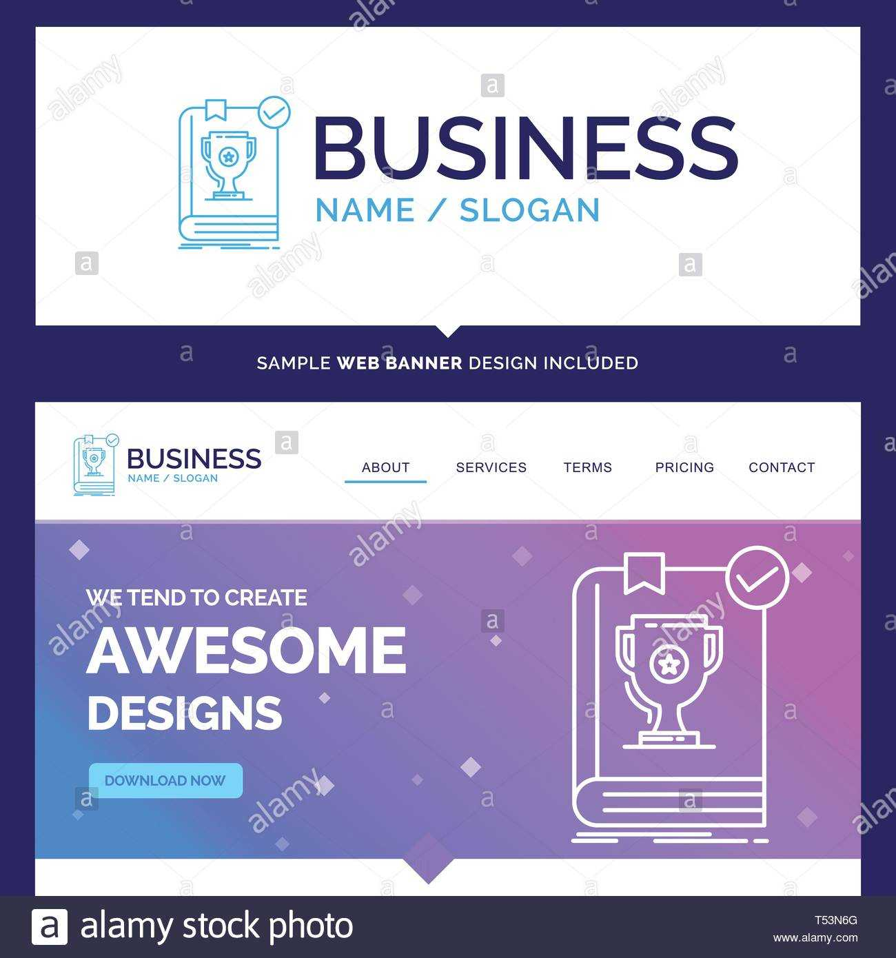 Beautiful Business Concept Brand Name 554, Book, Dominion For Dominion Card Template