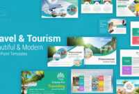 Best Modern Powerpoint Templates For 2020 – Slidesalad with regard to Tourism Powerpoint Template