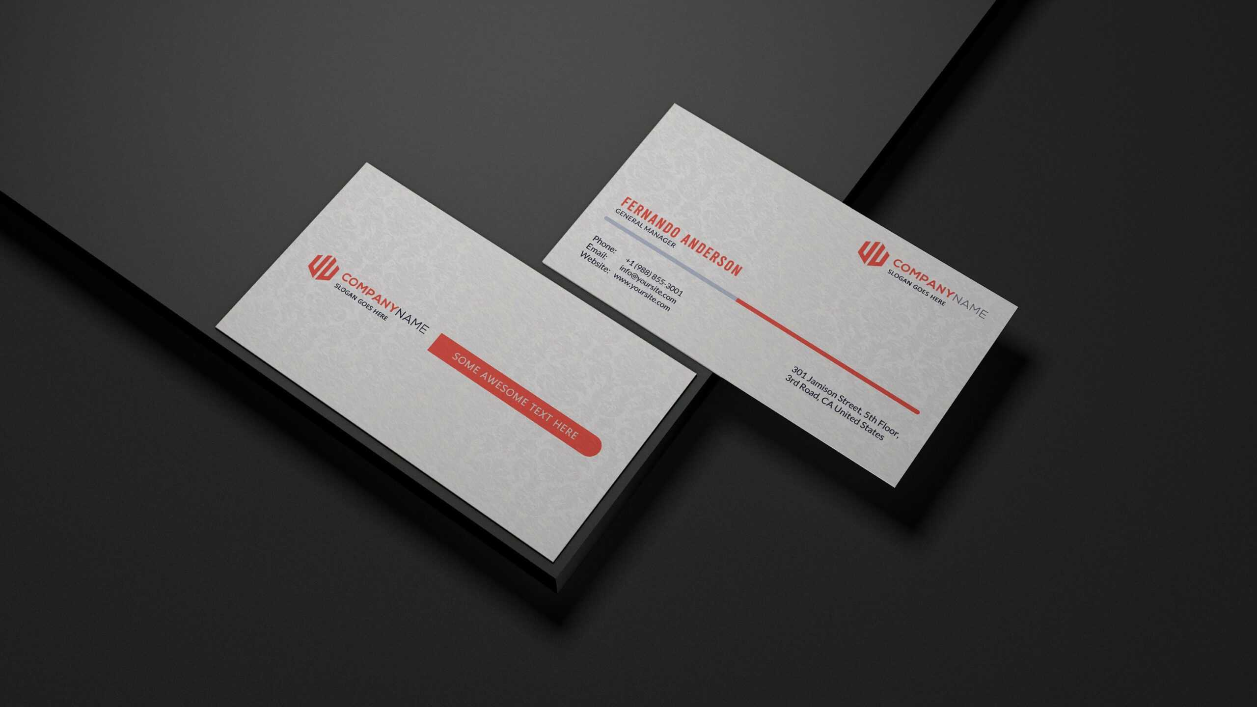 Best Online Business Card Printing Service In 2020: From Pertaining To Staples Business Card Template Word