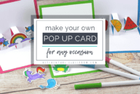 Build Your Own 3D Card With Free Pop Up Card Templates – The pertaining to Popup Card Template Free