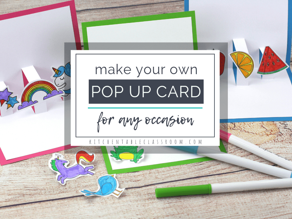 Build Your Own 3D Card With Free Pop Up Card Templates - The Pertaining To Popup Card Template Free