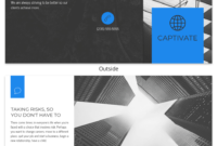 Business Tri Fold Brochure throughout Technical Brochure Template