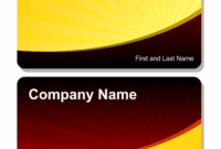 Calling Card Template Png 8 » Png Image in Template For Calling Card