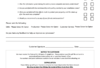 Certificate Of Completion For Roofing Job – Fill Online for Roof Certification Template
