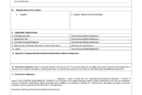 Certificate Of Conformance Template – Fill Online, Printable for Certificate Of Conformance Template Free