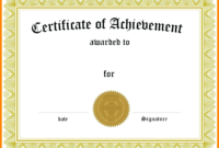 Certificate Of Graduation – Zohre.horizonconsulting.co with 5Th Grade Graduation Certificate Template