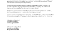Certificate Of Participation In Workshop | Templates At pertaining to Certificate Of Participation In Workshop Template