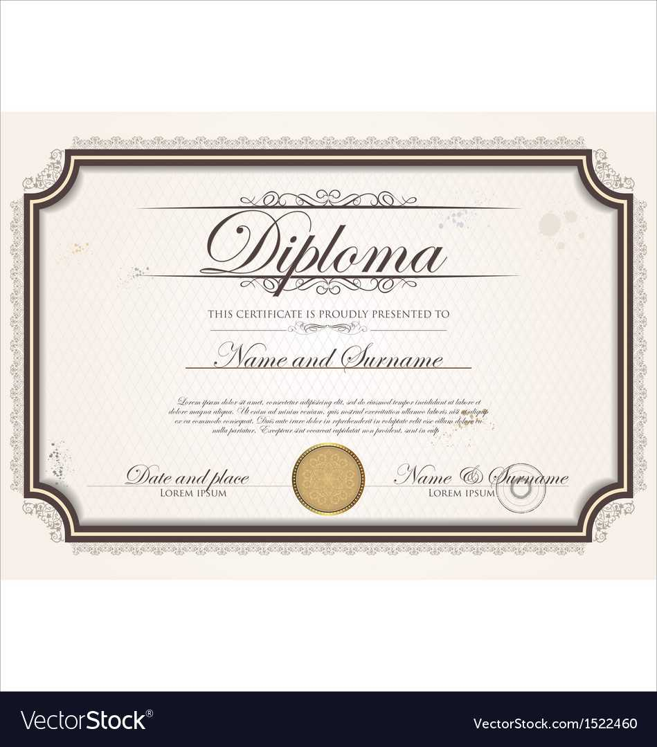 Certificate Template Pertaining To Commemorative Certificate Template