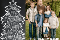 Christmas Card Templates Photoshop Free Download Penaime inside Free Christmas Card Templates For Photoshop