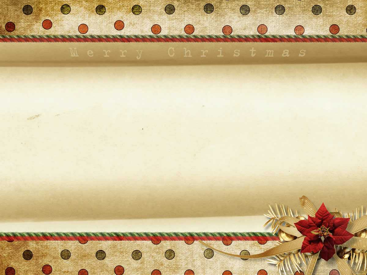 Christmas Greeting Card Power Backgrounds – Ppt Backgrounds Intended For Greeting Card Template Powerpoint