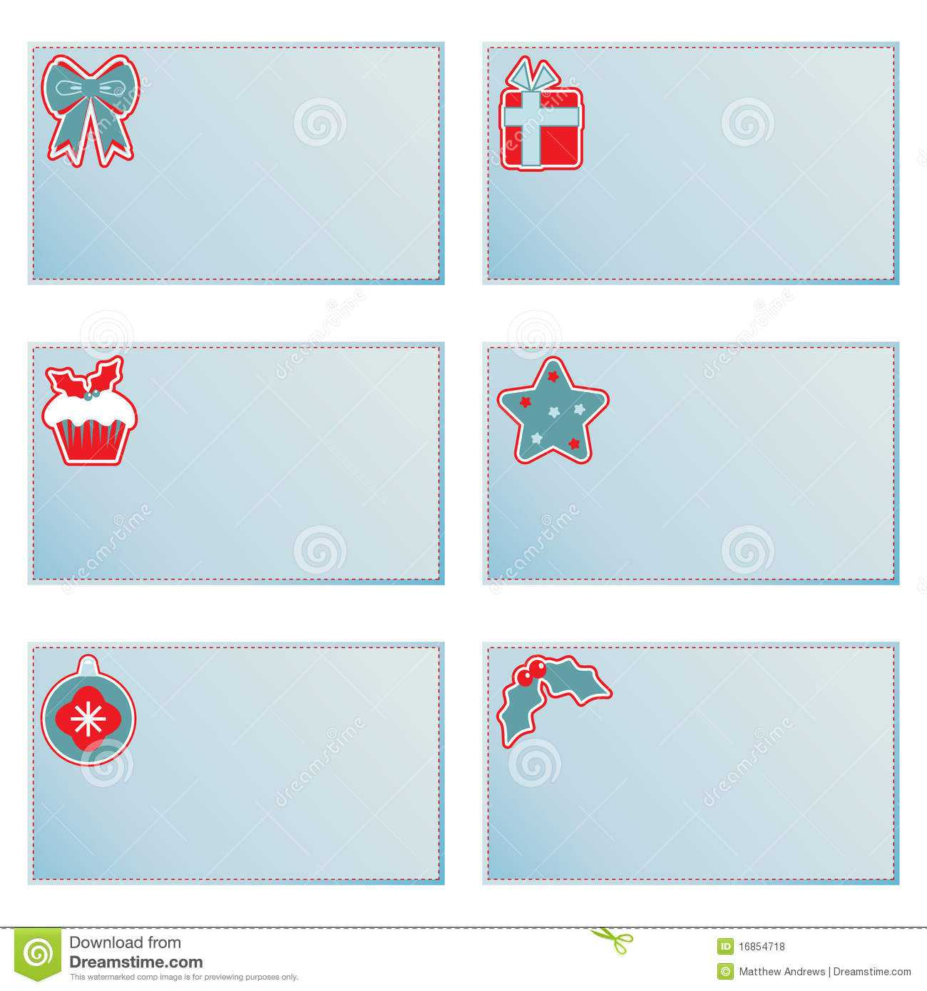 Christmas Note Cards Stock Vector. Illustration Of With Christmas Note Card Templates
