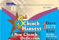 Church Dedication Invitation – Zohre.horizonconsulting.co with regard to Church Invite Cards Template