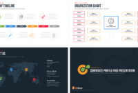 Company Profile Powerpoint Template Free – Slidebazaar with regard to Powerpoint Sample Templates Free Download