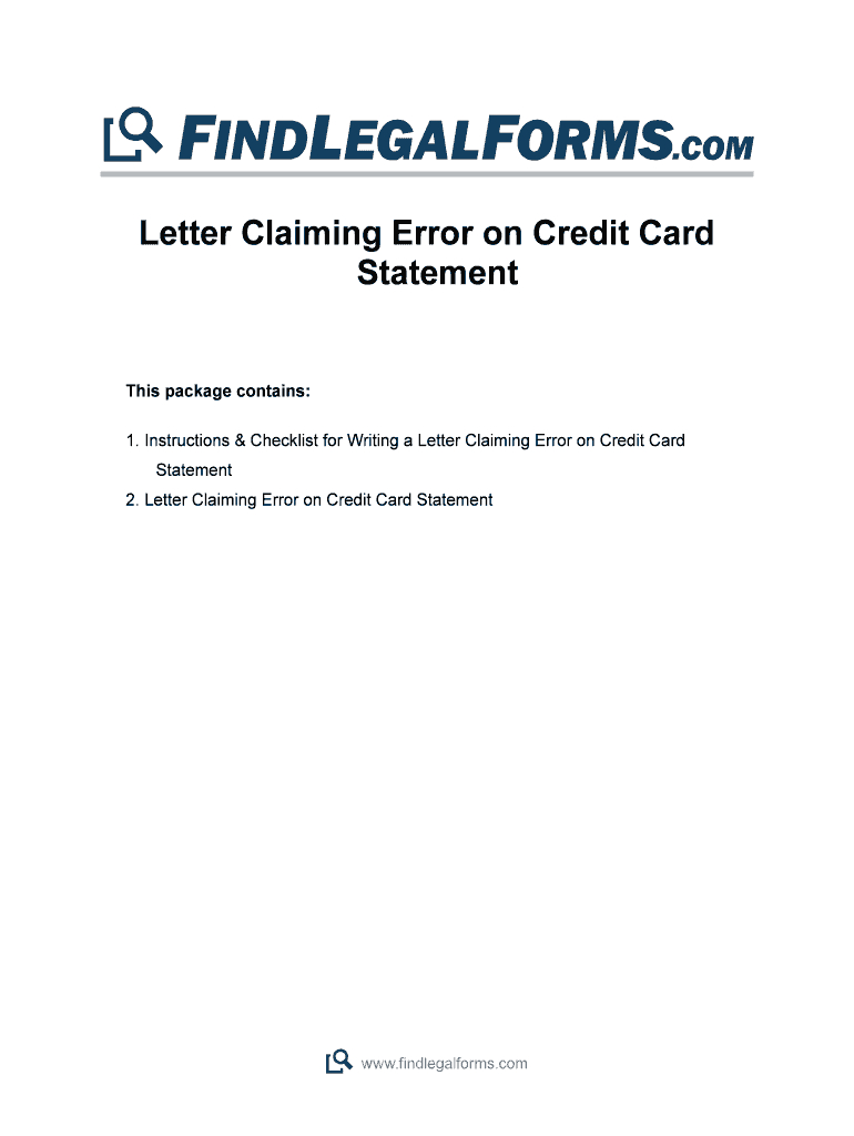 Credit Card Statement Template - Fill Online, Printable Throughout Credit Card Statement Template