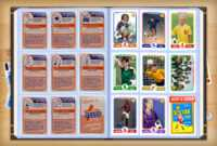 Custom Soccer Cards – Retro 75™ Series Starr Cards intended for Soccer Trading Card Template