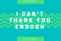 Design A Custom Thank You Card – Canva throughout Powerpoint Thank You Card Template