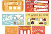 Diy Scratch Off Cards: Lucky You!leafcutter Designs for Scratch Off Card Templates
