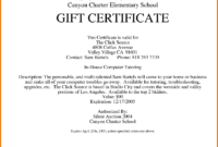 Donation Certificate Template.4187734 | Scope Of Work with Donation Certificate Template