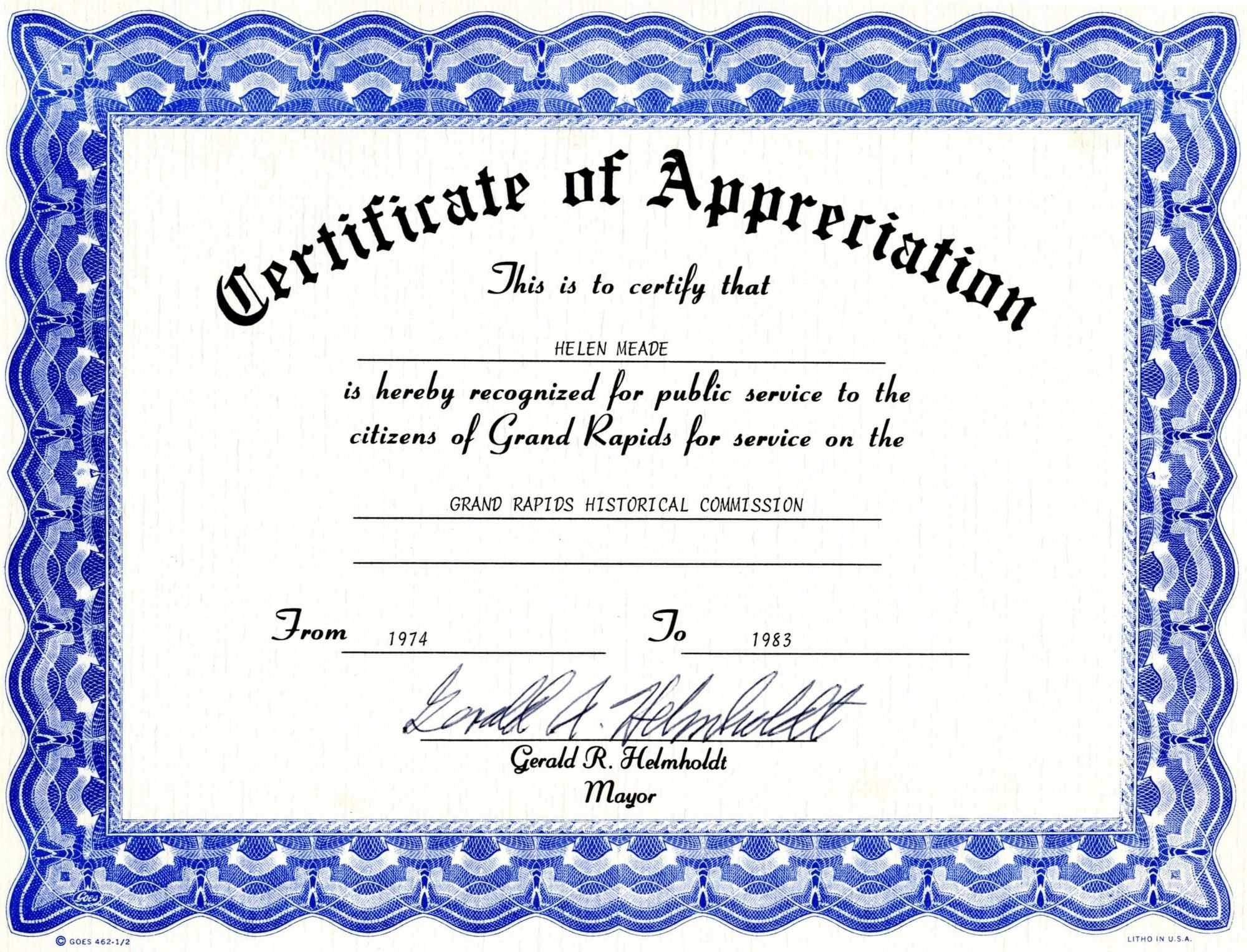 Download Free Certificates Templates – Mahre With Choir Certificate Template
