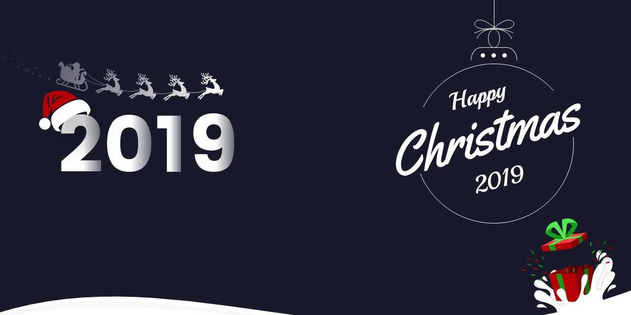 Download Free Christmas Greeting Card For Powerpoint Intended For Greeting Card Template Powerpoint