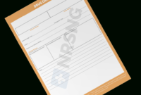 Drug Card Template | Nrsng intended for Pharmacology Drug Card Template