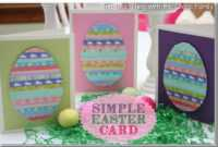 Easter Card Craft Ideas Ks2 with regard to Easter Card Template Ks2