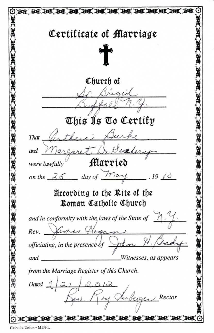 Editable Collection Of Solutions For Roman Catholic Baptism Inside Baptism Certificate Template Download