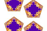 Epbot: Diy Chocolate Frog Ornaments For Your Tree! in Chocolate Frog Card Template