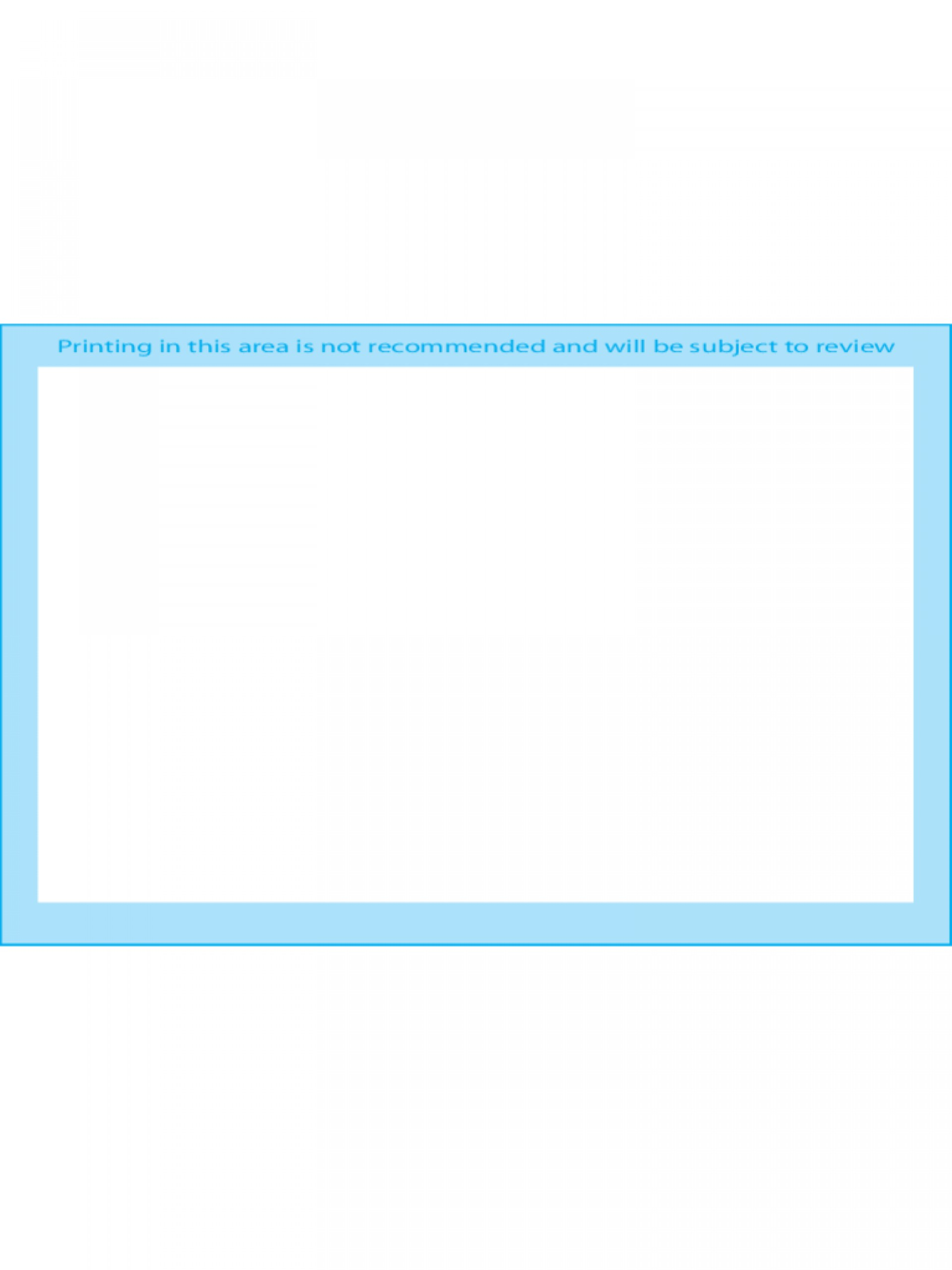 4X6 Note Card Template - Sample Business Template