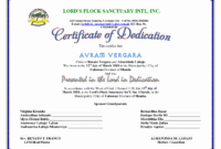 F096280 30 Baby Dedication Certificate Templates pertaining to Baptism Certificate Template Word