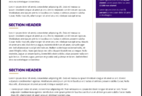 Fact Sheet | Uw Brand within Fact Card Template