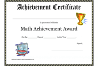 Football Certificate Templates ] – Die Besten 20 in Student Of The Year Award Certificate Templates