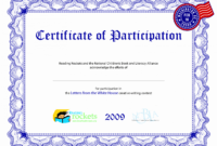 Free 021 Award Certificate Template Word Ideas Templates For pertaining to Certificate Of Participation Template Doc