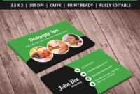Free Beauty Spa Business Card Psd Template – Designyep throughout Massage Therapy Business Card Templates