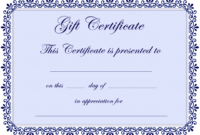 Free Certificate Template, Download Free Clip Art, Free Clip throughout Blank Award Certificate Templates Word
