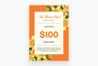 Free Gift Certificate Maker – Canva intended for Gift Certificate Template Photoshop