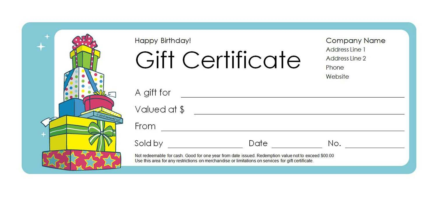Free Gift Certificate Templates You Can Customize Intended For Present Certificate Templates