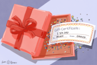 Free Gift Certificate Templates You Can Customize with Publisher Gift Certificate Template