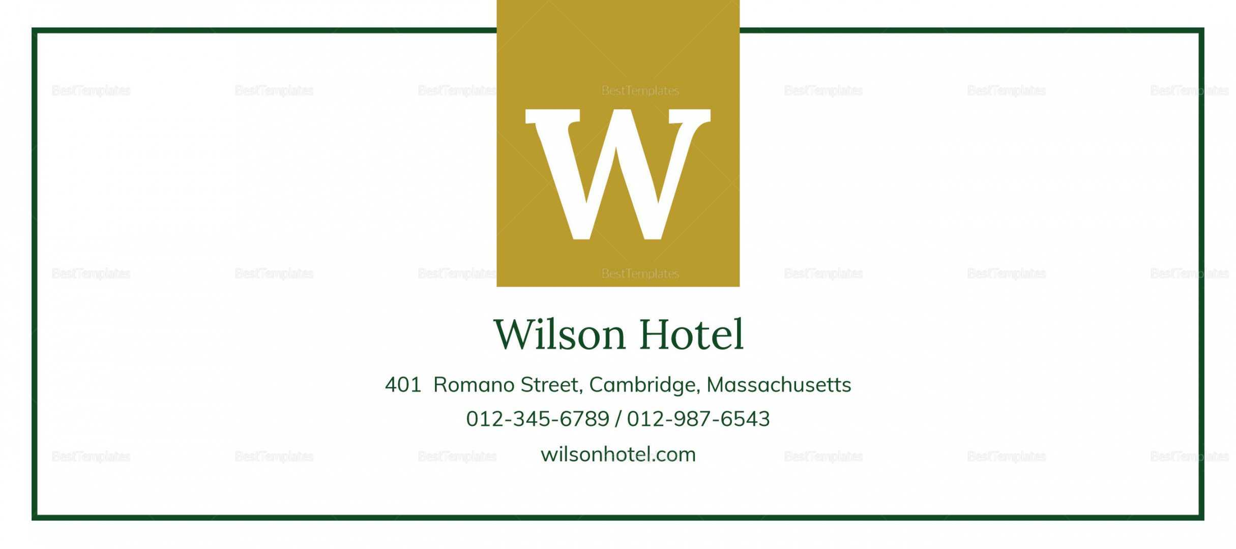 Free Hotel Gift Certificate Design Template In Psd Word With Publisher Gift Certificate Template