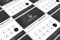 Free Loyalty Card Templates – Psd, Ai & Vector – Brandpacks pertaining to Membership Card Template Free