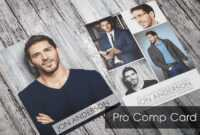 Free Model Comp Card Maker – Carlynstudio throughout Free Model Comp Card Template