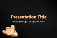 Funeral Ppt Template in Funeral Powerpoint Templates