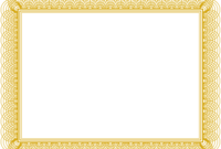 Gold Certificate Borders – Zohre.horizonconsulting.co intended for Free Printable Certificate Border Templates