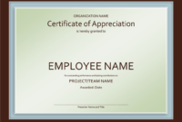 Great-Job-New Award Certificates Template for Good Job Certificate Template