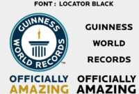 Guinness World Record Certificate Template – Zohre for Guinness World Record Certificate Template